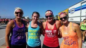 Team Drop it like a Squat!