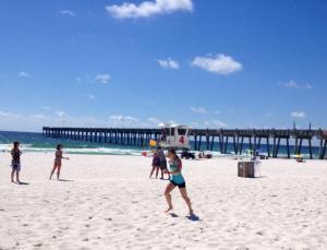 beach run 3