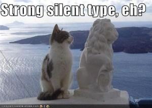 silent kitty