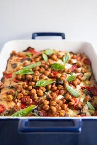 Caprese-Salad-Focaccia-with-Crunchy-Roasted-Chickpeas-8